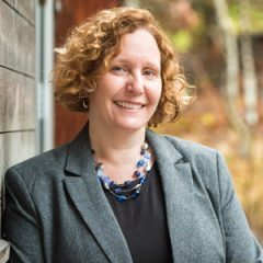 Dr. Sara-Jane Finlay, Associate Vice-President, Equity and Inclusion