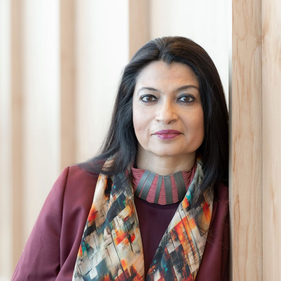 Dr. Ananya Mukherjee-Reed, Provost and Vice-President Academic, UBC Okanagan